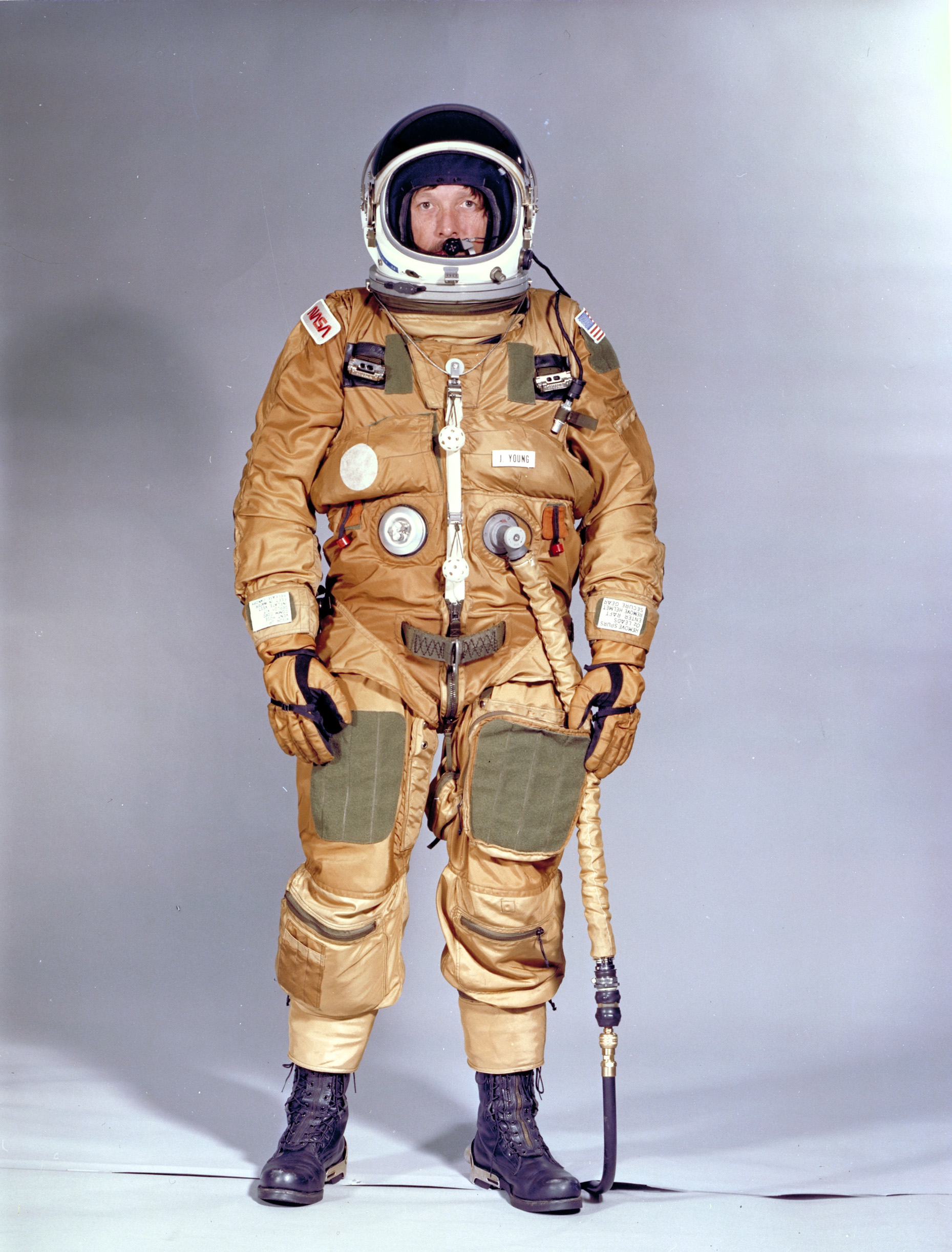 NASA's Spacesuit Evolution | I Need My Space