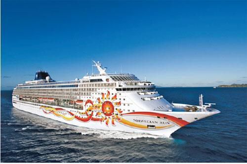 Norwegian Cruise Lines Brings FreestyleCruising To Port
